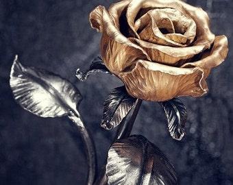 Gift Iron Rose