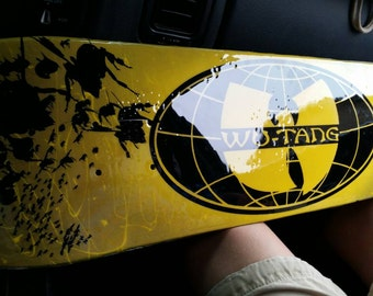 Skateboard - Wu Tang