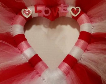 Heart Shaped Love Wreath