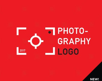 Branding Kit | Photography Branding Kit | Photography Logo Package | Watermark | Business Logo Design that you can EDIT & PRINT IMMEDIATELY