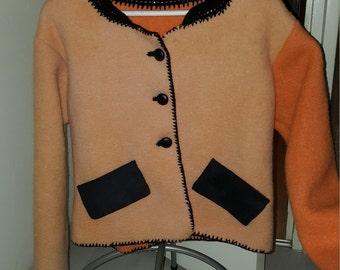 unique wool jacket