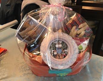 Custom Made Mothers Day Basket