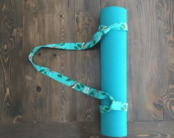 Organic Yoga Mat Strap/Yoga Prop