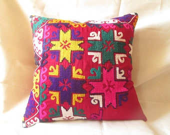 Suzani Pillow Cases,Old Embroidery Suzani