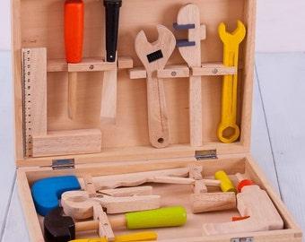 Personalised Toddler Tool Kit