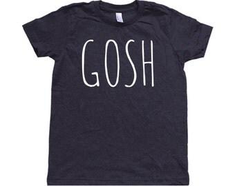 Gosh Toddler Shirt