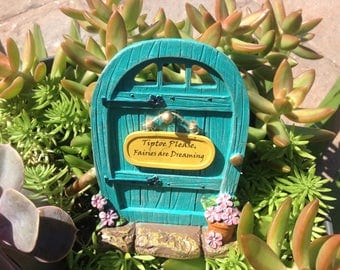 Fairy Garden DoorMiniature AccessorieFairy Garden SupplyFairy Door AccessorieFairy & Fairy garden door | Etsy Pezcame.Com