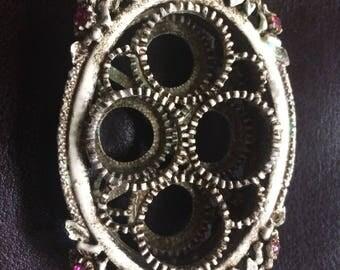 Vintage Florenza lipstick holder.