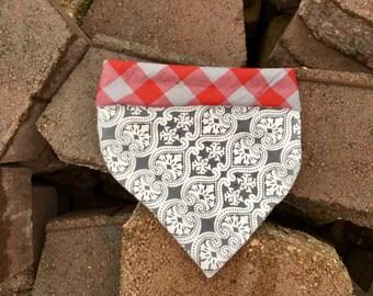 Cougar - dog bandana- dog scarf- dog neckwear