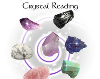 Spiral of Life Crystal Reading
