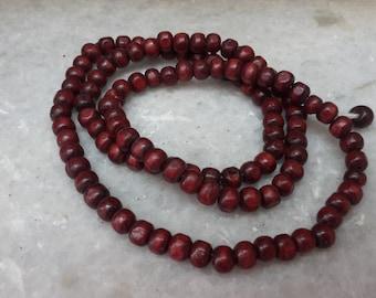 rose mala bead mala