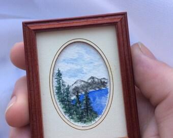 "Custom Miniature Painting (1"" to 2"")"