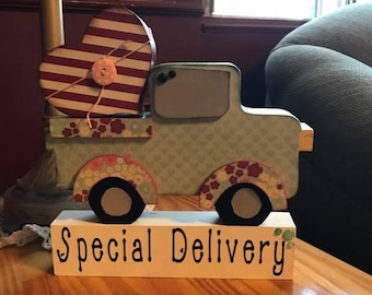 Valentine Special Delivery Truck
