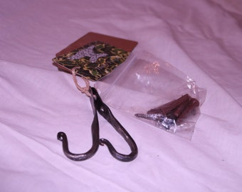 Hand Forges Hooks