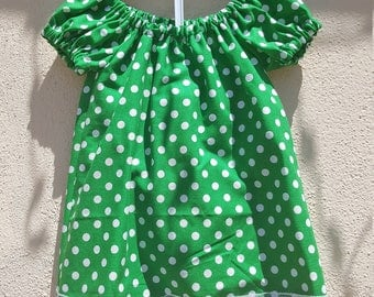 6-12 month old handmade dress and bloomers