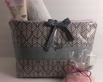 Make-up bag Dove of peace