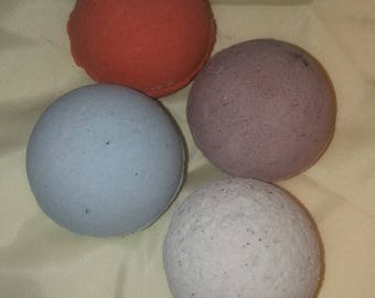 XL  Fizzy bubble  Bath Bomb  4 for 15
