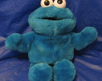 1997 Tickle Me Cookie Monster