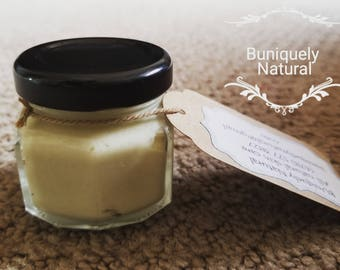 2oz  All Natural Shea Butter Body Moisturizers