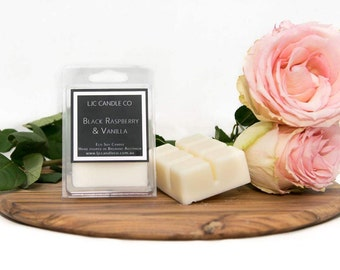 Soy Wax Melts. 60 hour burn time. Hand-poured. 10 Fragrances