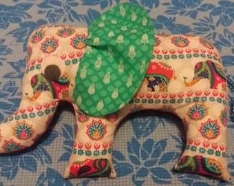 Handmade Elephant Teddy