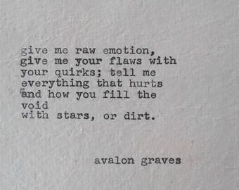 Stars or Dirt?