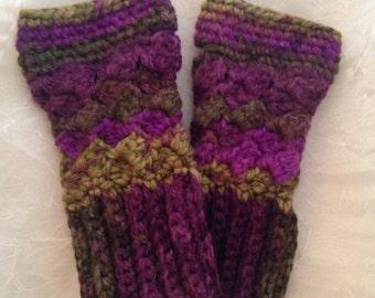 Fingerless gloves, texting gloves, crochet gloves, crochet texting gloves, crochet fingerless gloves