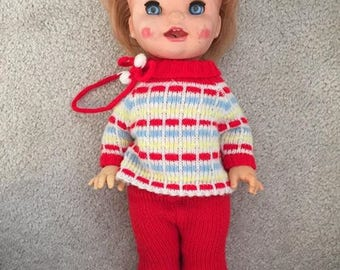 1972 saucy doll by mattel