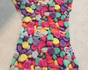 Betsey johnson sweetheart t shirt