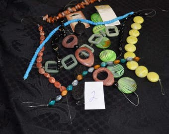 Strands of Beads Lot of 11