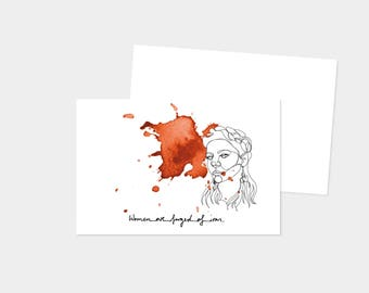 Postcard_LAGERTHA_No uterus no guts
