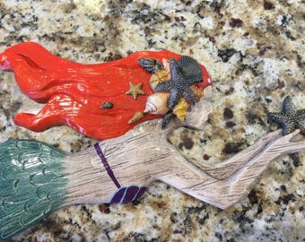 The Little Mermaid Inspired Wall Decor