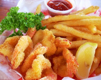 Instant Download - High Resolution Seafood Image