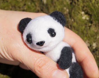 Baby Panda, 10cm