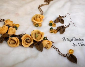 Yellow Rose set
