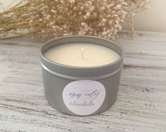 Storm Watch Soy Candle