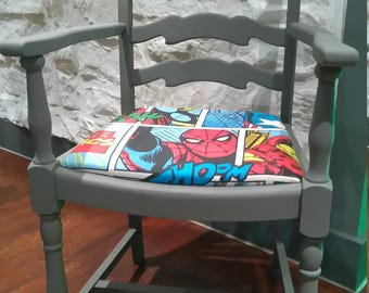 Marvel Comics occasional chair for Bedroom or Man Cave