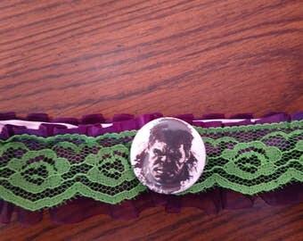 Hulk inspired garter