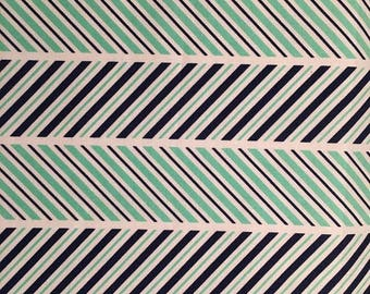 Michael Miller Fabrics Which Way Stripe PC6331-SPRO-D     -- 1/2 yard increments