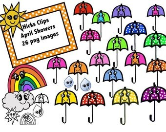 Hick's Clips April Showers