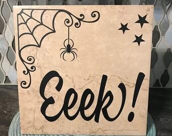 Eek, Spider