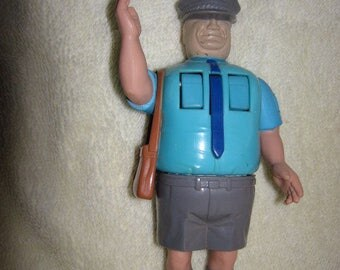 Ghostbuster Mailman Transforming Action Figure 1988