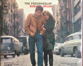 The Freewheelin' Bob Dylan Vinyl