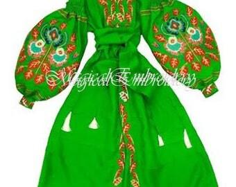 New, 2017,Chicnationale, Dubai Kaftan, Vita Kin, Bohemian, Ethnic,  Bohochic, Boho Chic, Maxi Dress,Ukrainian, Vyshyvanka, Maxi Dress,