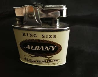 Vintage Old King Size 'Albany' Lighter