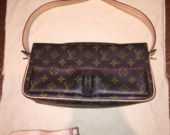 Bag and wallet Louis Vuitton