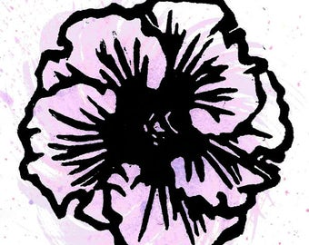 Hibiscus Print 19