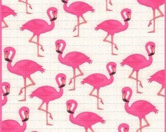 Blotter art 'Pink Flamingo' 500 hit's