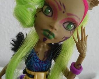 OOAK Monster high doll teenage Amazon of Princess