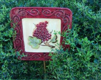 Garden Decor/Bird Feeder/Modern Deco/Embossed